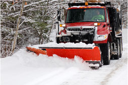 snow removal and ice management